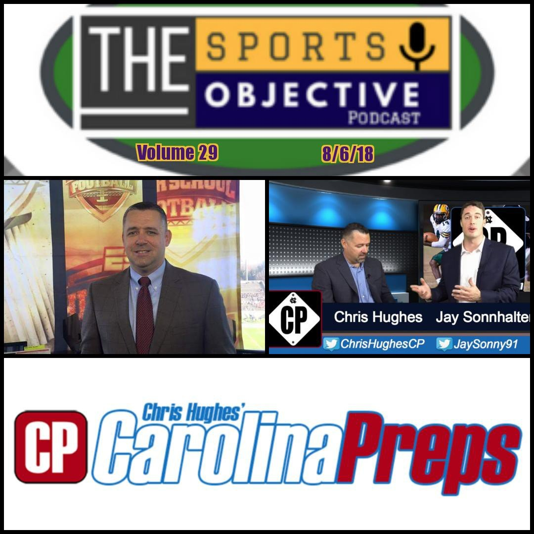 The Sports Objective Nc Hs Fb Preview Podcast 3a Football